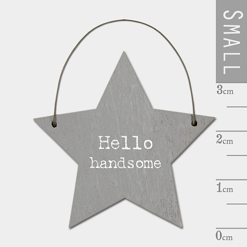East of India Little Star - Hello Handsome
