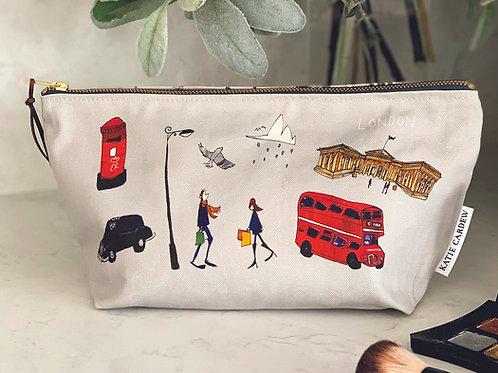 Katie Cardew London Cosmetic Bag