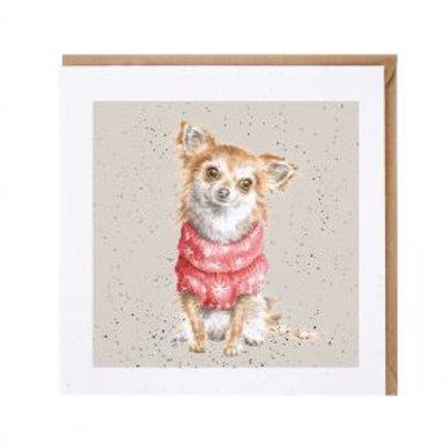 Chihuahua Wrendale Card
