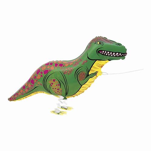 Dinosaur - Helium Walking Pet Balloon