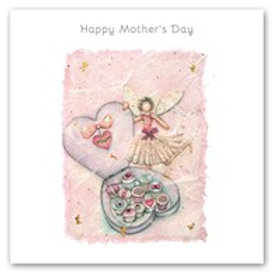 Happy Mothers Day Berni Parker Card