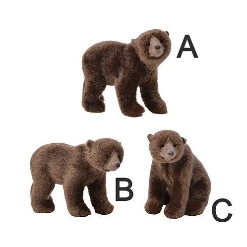 Small Brown Bears