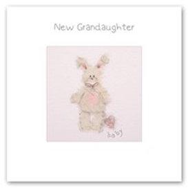 New Grandaughter Berni Parker Card