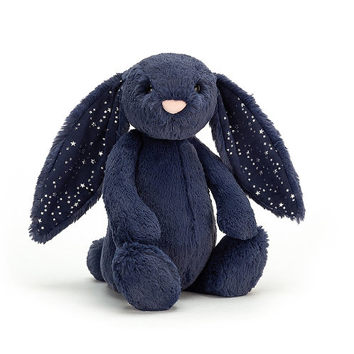 Jellycat Bashful Stardust Bunny - Various Sizes