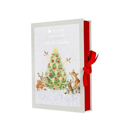 Wrendale Christmas Fragrance Advent Calendar