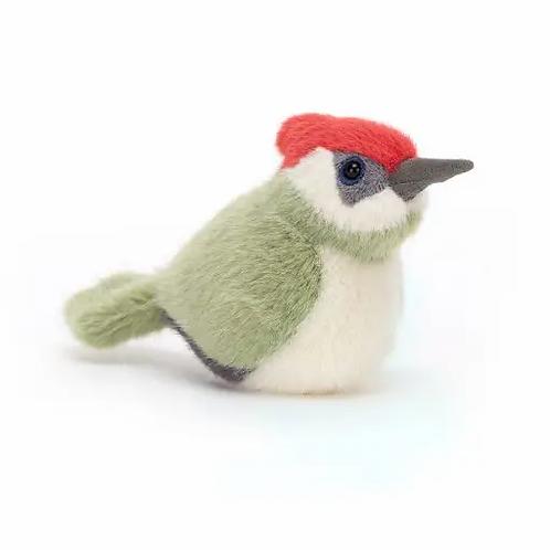Jellycat Birdling Woodpecker- Pre Order