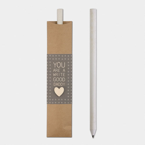 East of India Write good daddy Pencil