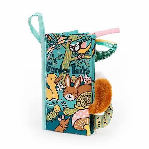 Jellycat Garden Tails Book