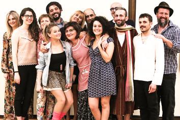 Kabukista incontra gli ospiti del Vittorio Emanuele a Piacenza. Domenica 3 giugno ore 16.45