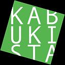 Logo Kab3verde noscritte bianche fondo n