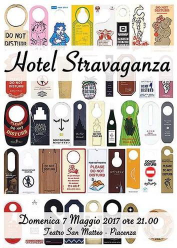 """HOTEL STRAVAGANZA (liberamente tratto da """"Il Medico Dei Pazzi"""" di E.Scarpetta) DOMENICA 7"""