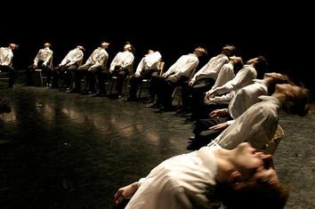 DAL CORPO ALLA VOCE, laboratorio teatrale trimestrale condotto da Francesco Ghezzi