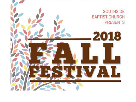 Fall Fest on the Horizon