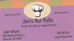Jan Nut Bread