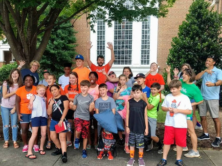 CentriKid Raises $100 for Clean Water