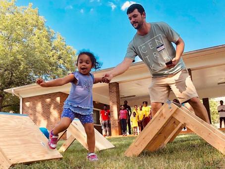 3rd Annual Habitat Family Olympics
