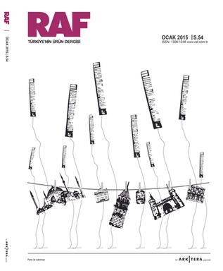 RAF Magazine Cover Design 4