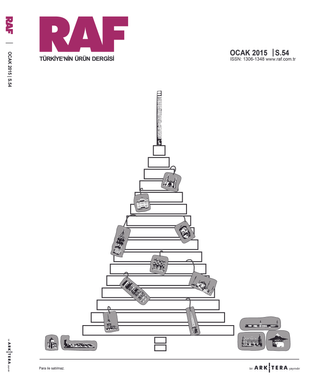 RAF Magazine Cover Design 2