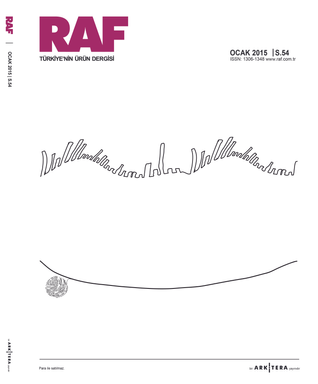RAF Magazine Cover Design 1