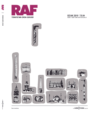 RAF Magazine Cover Design 3