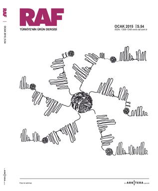RAF Magazine Cover Design 5