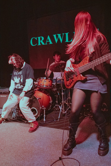 CRAWLERS @ The Zanzibar Club - March 2020