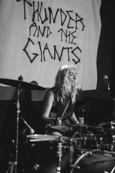 Thunder and The Giants - The Zanzibar Club - 2019