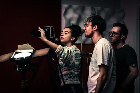 Sara Wolff Live Lounge - 2018
