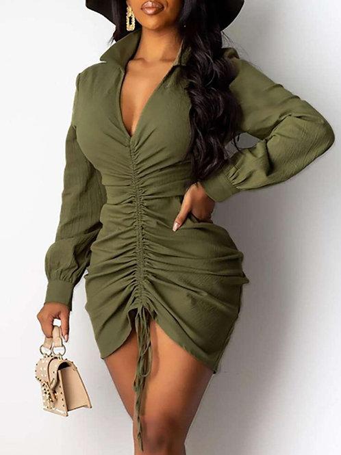Chloe Ruched Dress