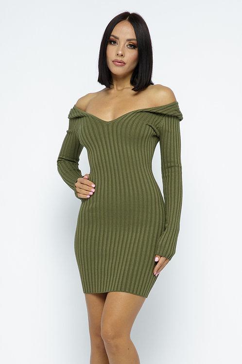Olivia Fit Dress