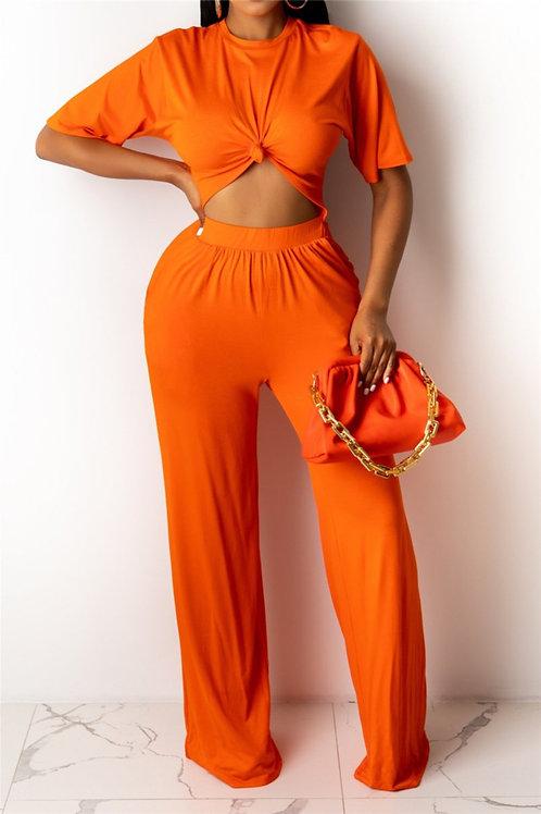 Orange you glad 2 piece