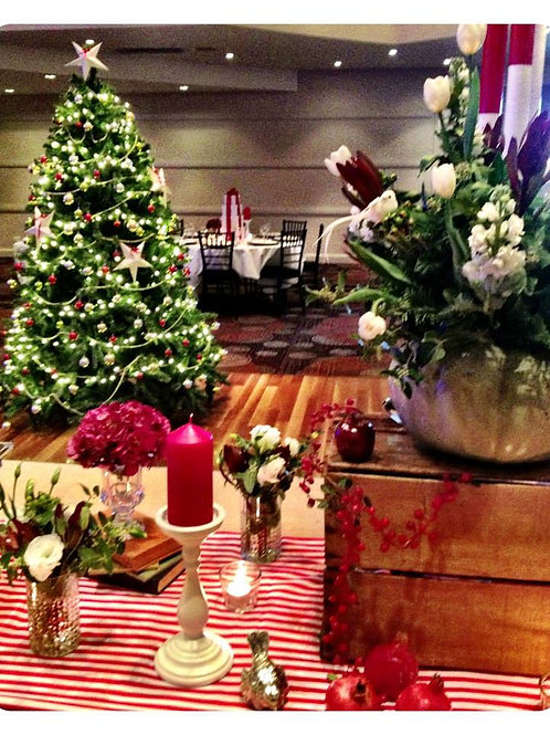 Tailored Christmas Styling - POA