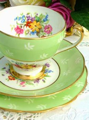 High Tea Trio Set