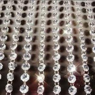Crystal Curtain - 4m