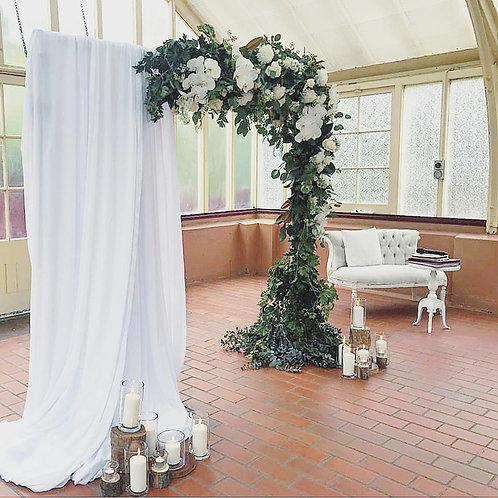 Bespoke Wedding Arbour - POA