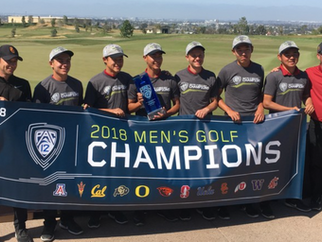 OKG Heading Out West for PAC-12 Golf Championships