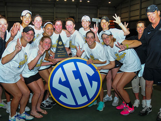SEC Women's and Men's Tennis