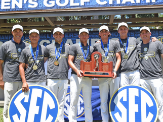 2018 SEC Men's & Women's Golf & Tennis Championships