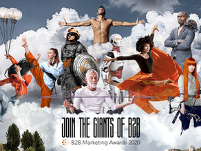 Join the Giants of B2B Marketing