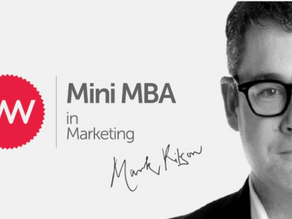 As a Creative Director, why you should take Mark Ritson's Mini MBA in Marketing.