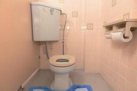 幼児用 温座トイレ