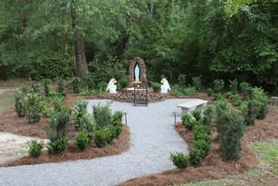 St. Joseph Abbey Grotto