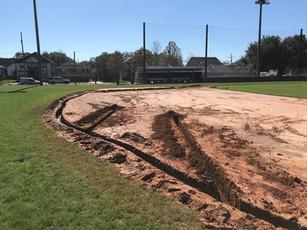 Ball Field Drainage