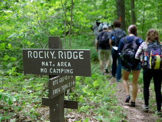 Community Hiking Series hosted by the MST Assoc & SST Club