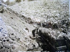 Quarry near Mt. Union, PA