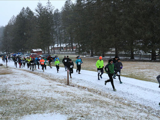 Greenwood Furnace Snow-Fest 5-Miler