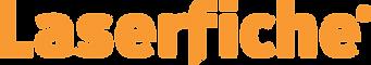 Large Laserfiche logo orange f89931_500x