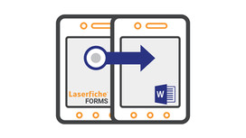 Generating a Microsoft Word Contract from Laserfiche Forms Data