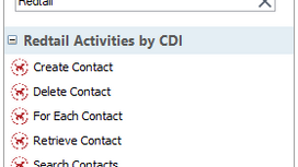 Coming Soon! CDI's Redtail Workflow Activities - v1.0.0