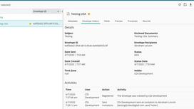 DocuSign Integration - v4.0.0